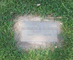 Roberta E <I>Milligan</I> Casner