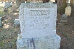 Lydia Anna <I>Stone</I> Fowler