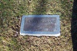 Henri L Garand