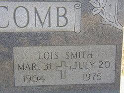 Lois Maureen <I>Smith</I> Holcomb