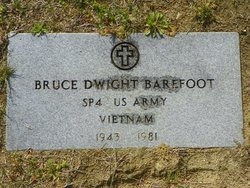 Bruce Dwight Barefoot