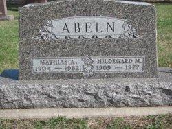Hildegard Mary <I>Schmitt</I> Abeln