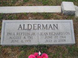 Paul Repton Alderman, Jr