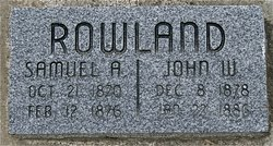 John William Rowland