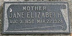 Jane Elizabeth <I>Huntington</I> Dalton