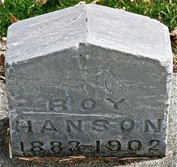James Roy Hanson