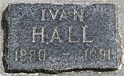 Ivan Maurice Hall