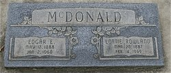 Mary Charlotte Mcdonald