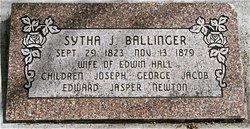 Sytha Jane <I>Ballinger</I> Hall