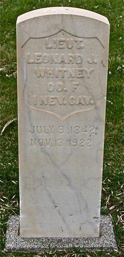 Leonard Jotham Whitney