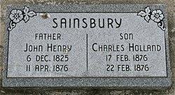 John Henry Sainsbury