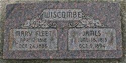 Mary <I>Fleet</I> Wiscombe