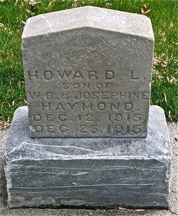 Howard L Haymond
