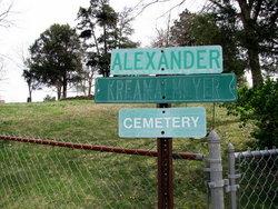 Alexander - Kreamelmeyer Cemetery