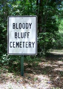 Bloody Bluff Cemetery