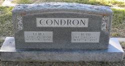 Harvey Elmo Condron