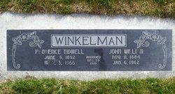 John W Winkelman