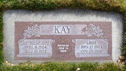 Gwendolyn <I>Jones</I> Kay