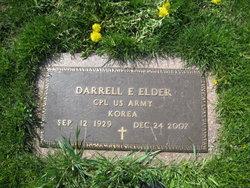 "Darrell E. ""Ted"" Elder"