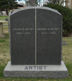 """Andrew Stewart """"Andy"""" Artist"""