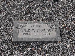 Remer W. Thompson