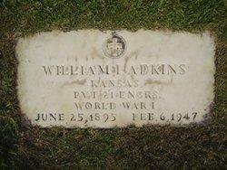 "William Isaiah ""Bill"" Adkins"