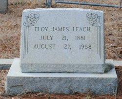 Floy James Leach