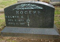 Dr Elmer H Rogers
