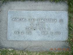 George Lee Beckstead, Jr