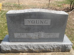 Charlotte Roseanna <I>Taylor</I> Young