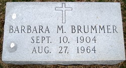 Barbara M. <I>Ausdemore</I> Brummer