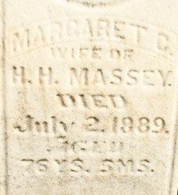 Margaret Cook <I>Officer</I> Massey