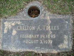 Carlton Alling Tolles