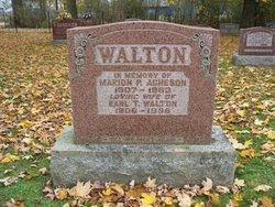Marion Pearl Acheson