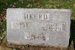Carolyn Edra Ikerd