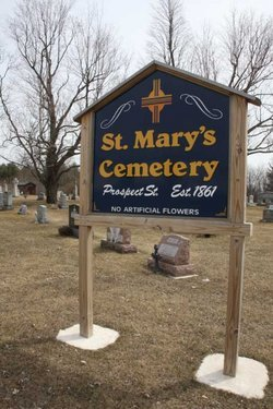 Old Saint Mary's Cemetery
