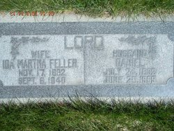 Ida Martha <I>Feller</I> Lord
