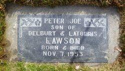 Peter Joe Lawson