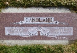 """Theodore Clement """"Theo"""" Candland"""