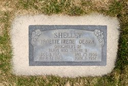Janette Irene Shelley