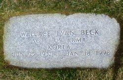 Dr Wallace Evan Beck