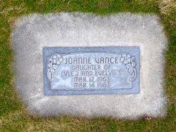 Joann Vance