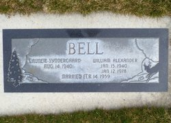 "William Alexander ""Bill"" Bell"