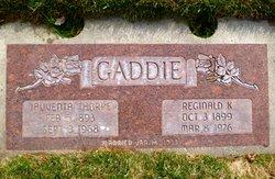 Reginald K Gaddie