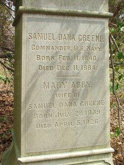 Mary Abby <I>Babbitt</I> Greene