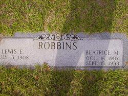 Beatrice M Robbins