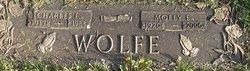 Molly E <I>Martin</I> Wolfe