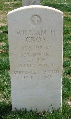William H Crox
