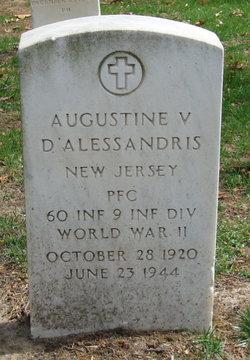 Augustine V D'Alessandris