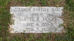 Eleanor Hartley <I>Hall</I> Jaques